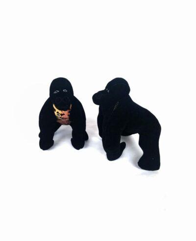 Kleine Berggorillas Stofftiere
