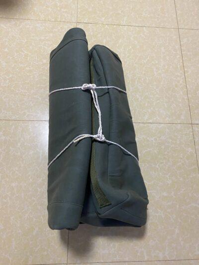 maßgefertigte Rucksacktaschen für unsere Produktsets waehrend der Massanfertigung