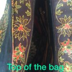 Maßgeschneiderte große Handtasche
