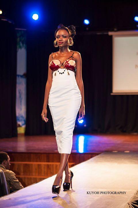 The Calabash Bra and Midi Skirt