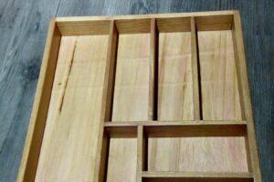 Schubladeneinsatz für Besteck (Besteckkasten)