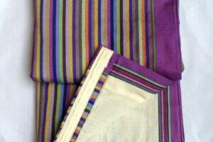Vorhänge mit afrikanischem Muster