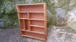 Besteckkasten aus Holz für eine Küchenschublade