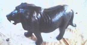 Lion made from Cosmas Wambua Mumo
