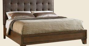 Hardwood Bed made by Victor Amukoya