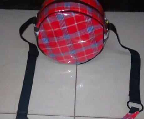 afrikanisierte Tasche