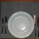 I would like 8 table cutlery sets for a gift each with 2 pockets left and right for knife fork spoon As well as a leather cord with which the sets can be rolled up and stored