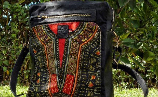Custom made laptop bag