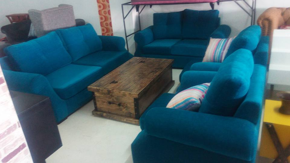 Sofa Set made by Victor Amukoya