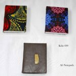 Kitenge A6 and A5 books