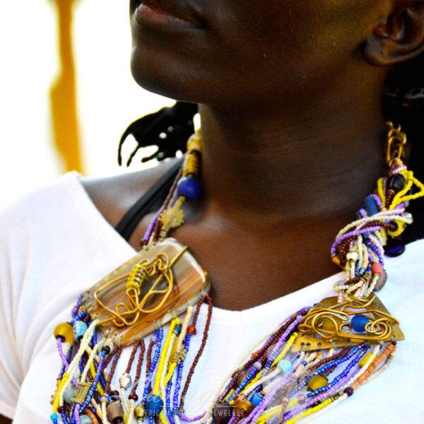Maßgefertigte Massai-Kette