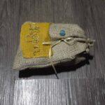 Two pairs of custom made cufflinks