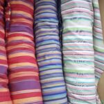 Custom made blanket and pillow cases within negotiation