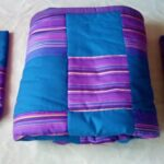 Custom made blanket and pillow cases
