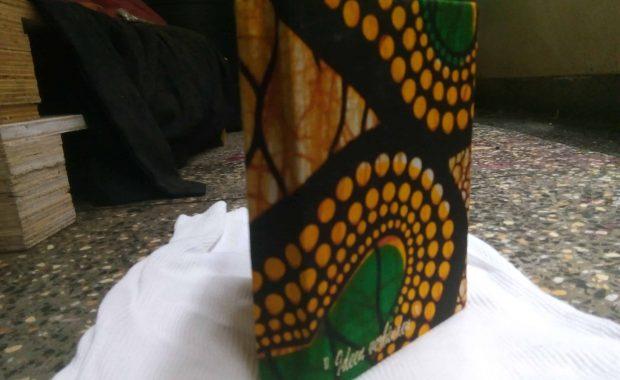 Handmade notebook on customer request