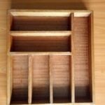 3 inserts for cutlery in our 3 kitchen drawers
