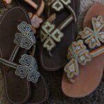 Swahili Beaded Sandals
