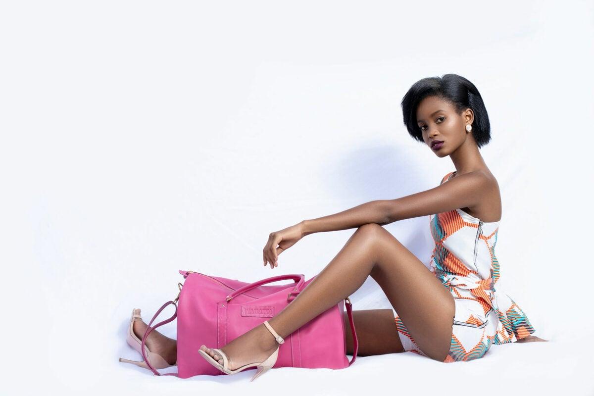 Wabaiya Kariuki - Miss Kenya - Urban Change Lab Brand Ambassador