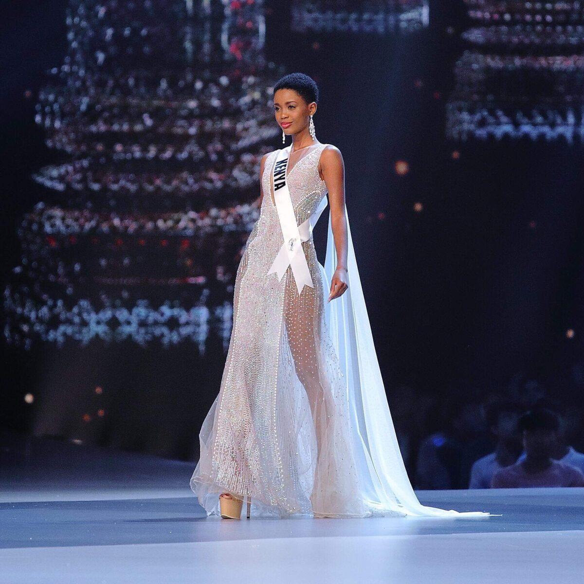 Miss Universe Kenya - Wabaiya Kariuki