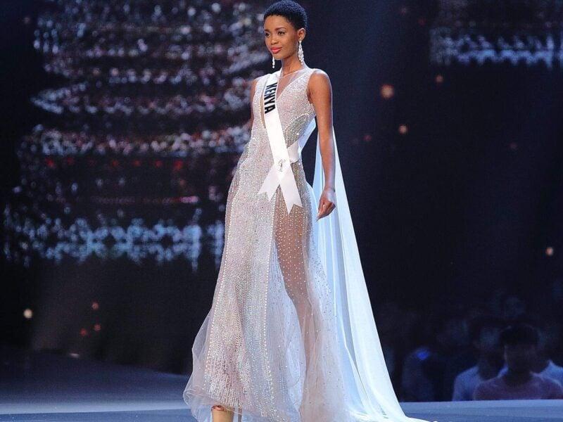 Miss Universe Kenia - Wabaiya Kariuki