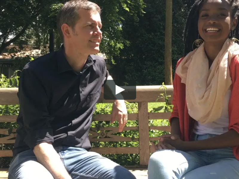 Interview Wabaiya Kariuki & Jochen Baumeister