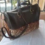 Custom made chic handbag within custom made realization