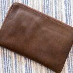 Custom made wallet