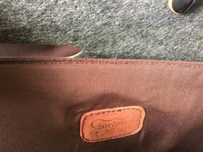 maßgefertigte Rucksacktaschen für unsere Produktsets Fotos vom Kunden