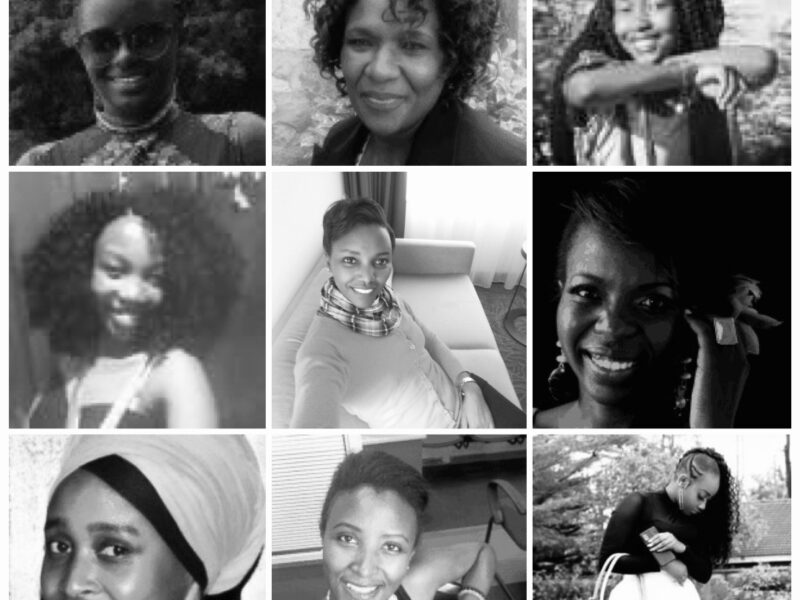 Strong women on Urban Change Lab