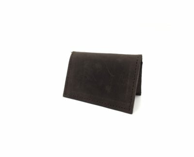 wallet, with only two compartments