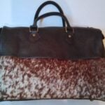 Custom made chic handbag