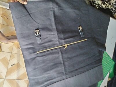 custom made backpack bags for our products (sets) within custom made realization