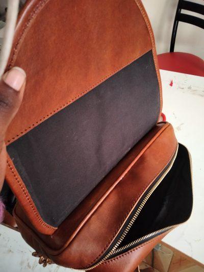 Custom made theft-proof ladies handbag like this: within custom made realization