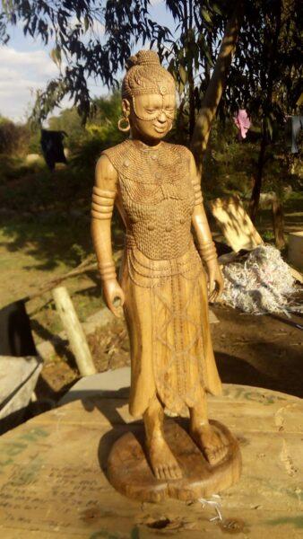 African Buddha