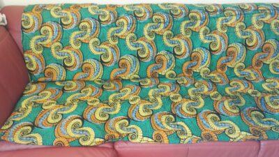 Maßgefertigter Sofaüberwurf Fotos vom Kunden