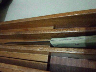 Custom made drawer insert