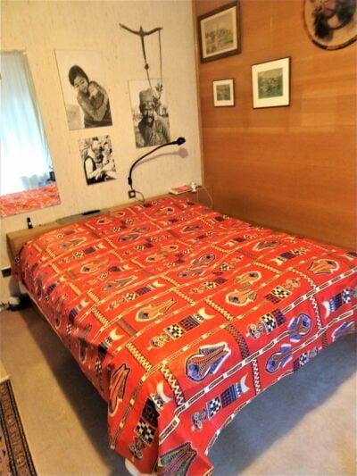 Tagesdecke für ein Bett mit den Maßen: B= 2,00m / L=2,40 m Fotos vom Kunden
