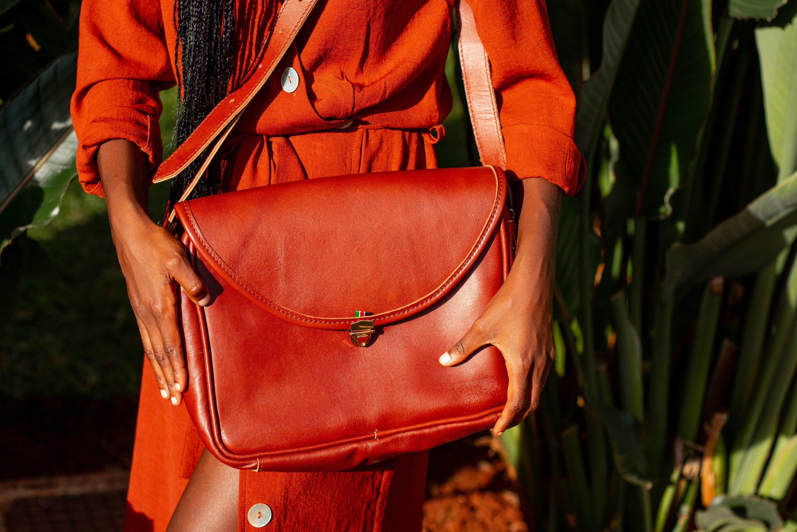 Theft proof ladies handbag -