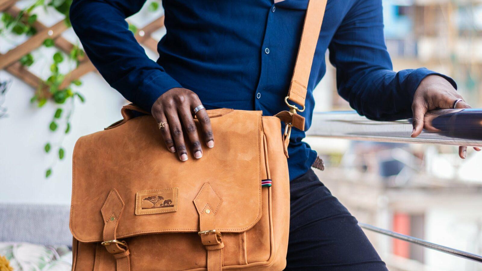 Maßgefertigte Tasche