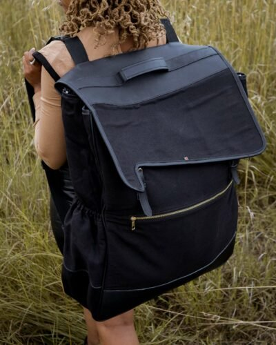 custom made backpack bags for our products (sets)