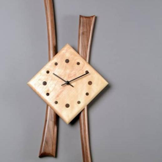 Wooden home watch