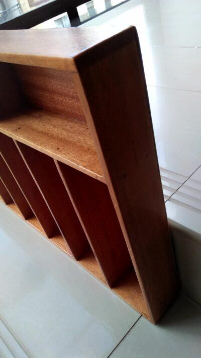 Wooden drawer insert, external dimensions 91cm x 37cm